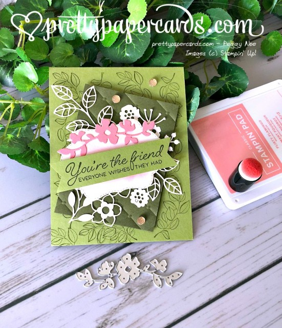 Stampin' Up! Detailed Blended Seasons - Peggy Noe - stampinup