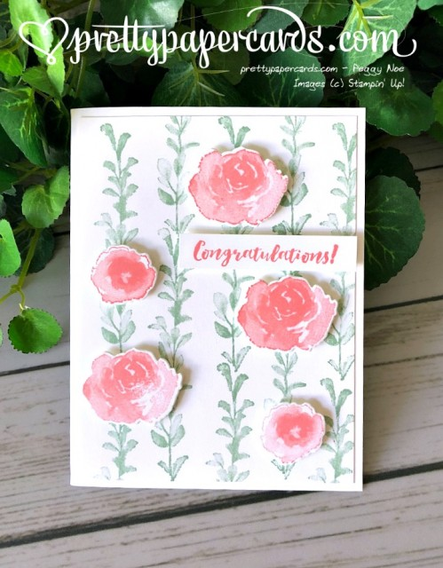 Stampin' Up! First Frost Bundle - Peggy Noe - stampinup