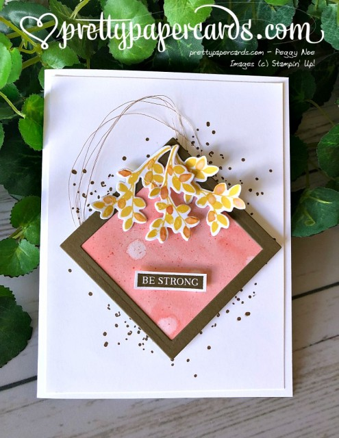 Stampin' Up! Rooted in Nature GDP1 - Prettypapercards - stampinup