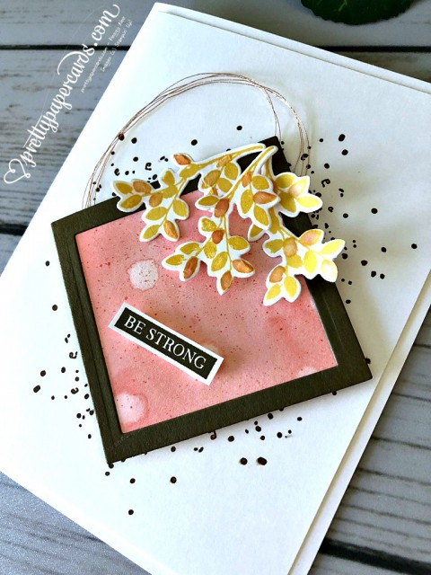 Stampin' Up! Rooted in Nature GDP2 - Peggy Noe - stampinup