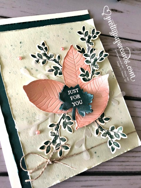 Stampin' Up! Rooted in Nature - Prettypapercards - stampinup