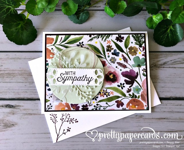 Stampin' Up! Flourishing Phrases - Peggy Noe - stampinup