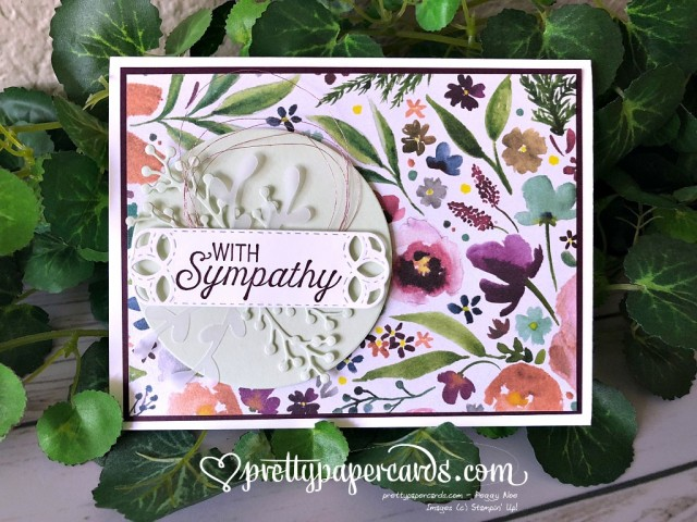 Stampin' Up! Flourishing Phrases - Prettypapercards - stampinup
