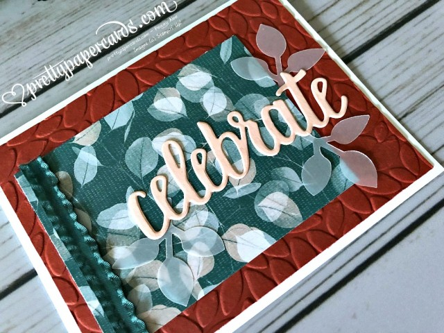 Stampin' Up! Celebrate You - Prettypapercards - stampinup