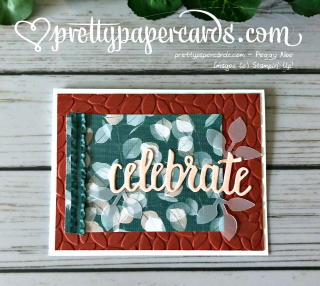 Stampin' Up! Celebrate You Thinlits - Prettypapercards - stampinup