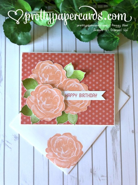 Stampin' Up! Healing Hugs - Prettypapercards - stampinup