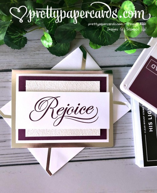 Stampin' Up! His Light - Peggy Noe - stampinup