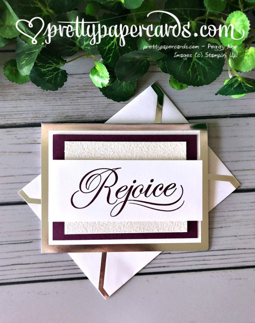 Stampin' Up! His Light - Prettypapercards - stampinup