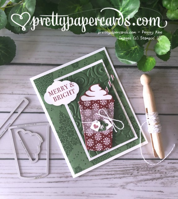 Stampin' Up! Coffee Cafe - Peggy Noe - stampinup