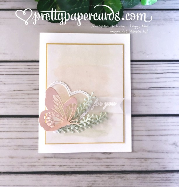 Stampin' Up! Beauty Abounds Card - prettypapercards - stampinup