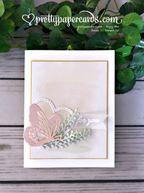Stampin' Up! Beauty Abounds - Peggy Noe - stampinup