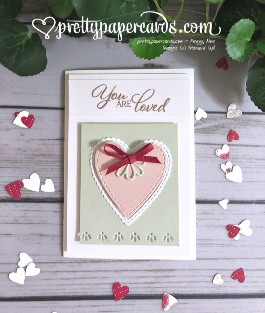 Stampin' Up! Forever Lovely - Peggy Noe - stampinup