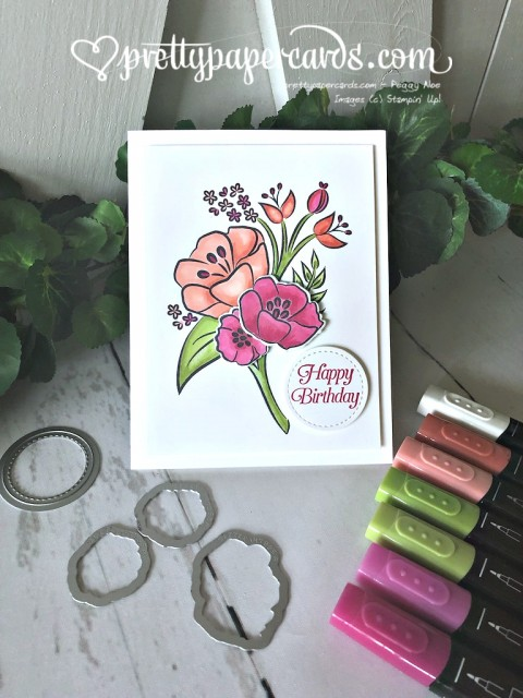 Stampin' Up! All That You Are Card - Pretty Paper Cards - stampinup