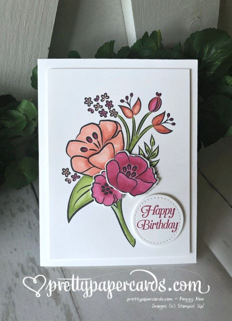 Stampin' Up! All that You Are - Peggy Noe - stampinup