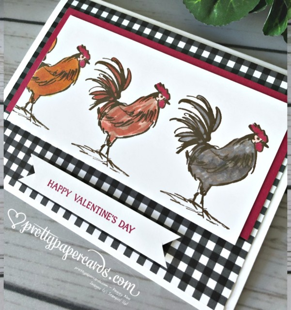 Stampin' Up! Home to Roost - prettypapercards - stampinup