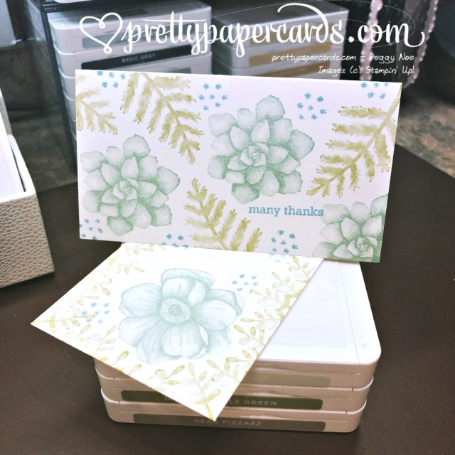 Stampin' Up! Painted Seasons Note - Peggy Noe - stampinup (1)