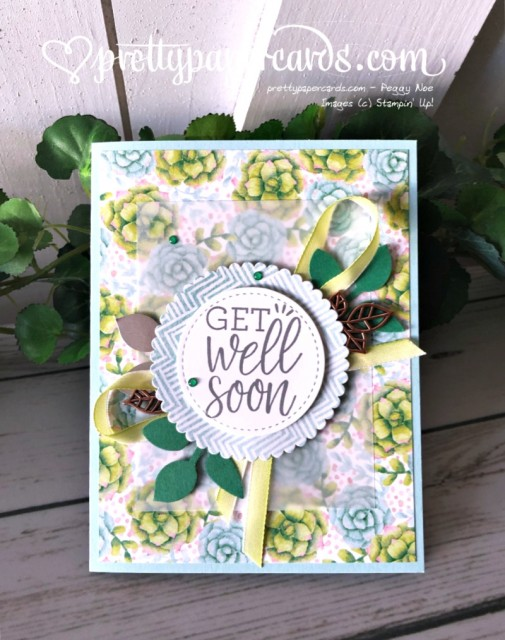 Stampin' Up! Painted Seasons -Peggy Noe - stampinup
