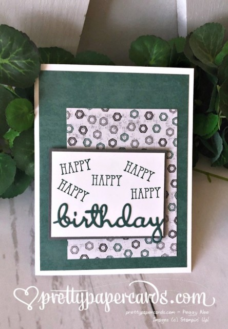 Stampin' Up! Well Said - prettypapercards - stampinup