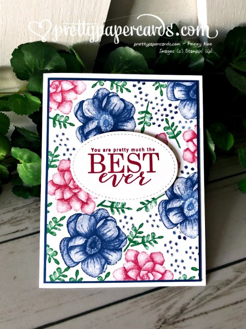 Stampin' Up! All Adorned Best - Peggy Noe - stampinup