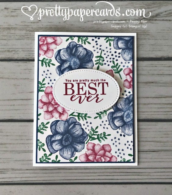 Stampin' Up! All Adorned - Peggy Noe - stampinup