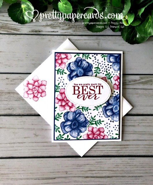 Stampin' Up! All Adorned - Pretty Paper Cards - stampinup