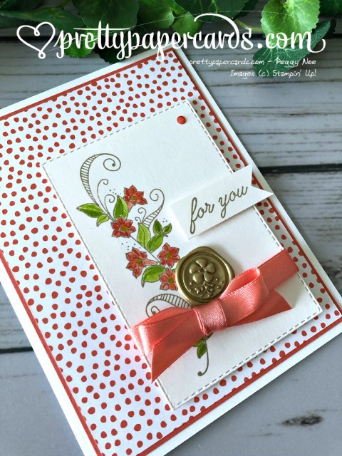 Stampin' Up! Beauty Abounds for You - Peggy Noe - stampinup
