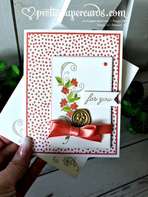 Stampin' Up! Beauty Abounds for You - prettypapercards - stampinup