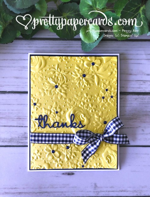 Stampin' Up! Country Floral - prettypapercards - stampinup