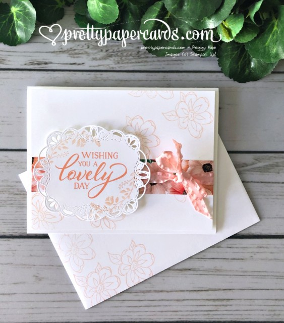 Stampin' Up! Forever Lovely Day - Peggy Noe - stampinup