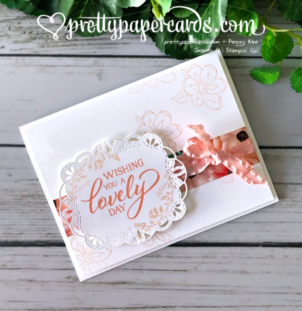 Stampin' Up! Forever Lovely - prettypapercards - stampinup