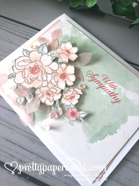 Stampin' Up! Lovely Lattice - Peggy Noe - stampinup
