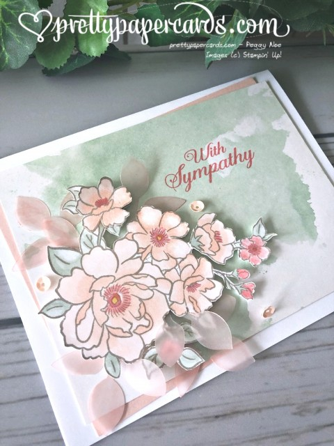 Stampin' Up! Lovely Lattice - prettypapercards - stampinup