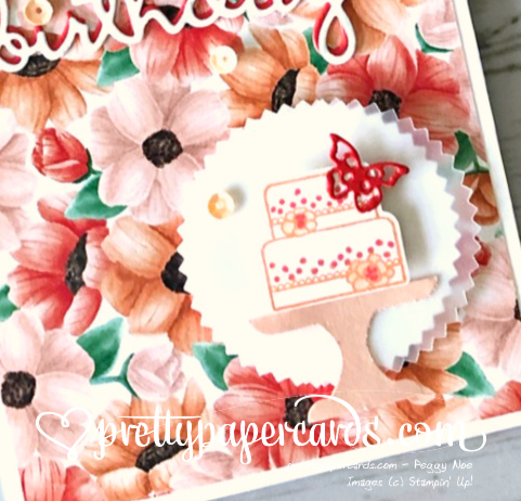 Stampin' Up! Piece of Cake Birthday - prettypapercards - stampinup (1)
