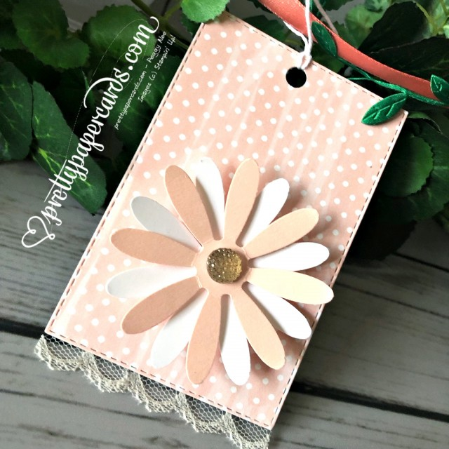 Stampin' Up! Daisy Punch - Peggy Noe - stampinup