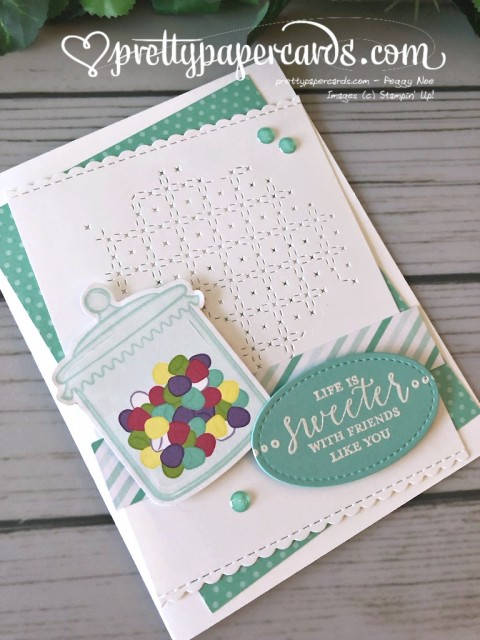 Stampin' Up! How Sweet It Is - prettypapercards - stampinup