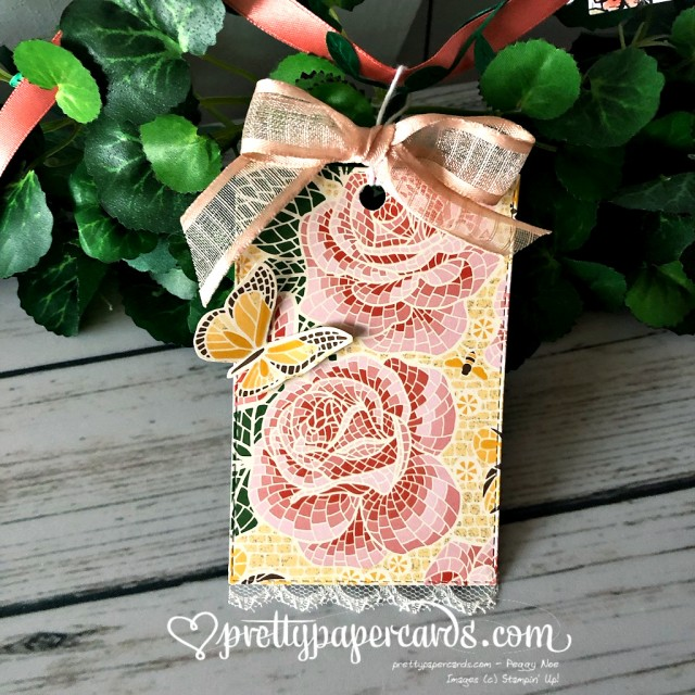 Stampin' Up! Mosaic Mood Specialty Designer Series Paper - Peggy Noe - stampinup