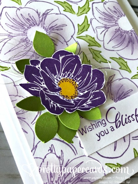 Stampin' Up! Perennial Essence - Prettypapercards - stampinup
