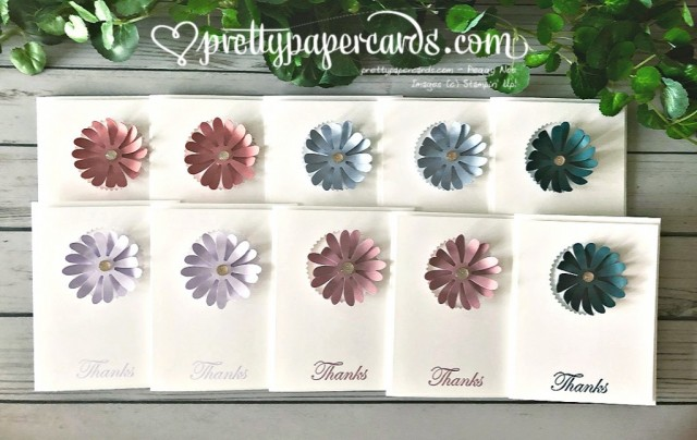 Stampin' Up! Daisy Delight - prettypapercards - stampinup