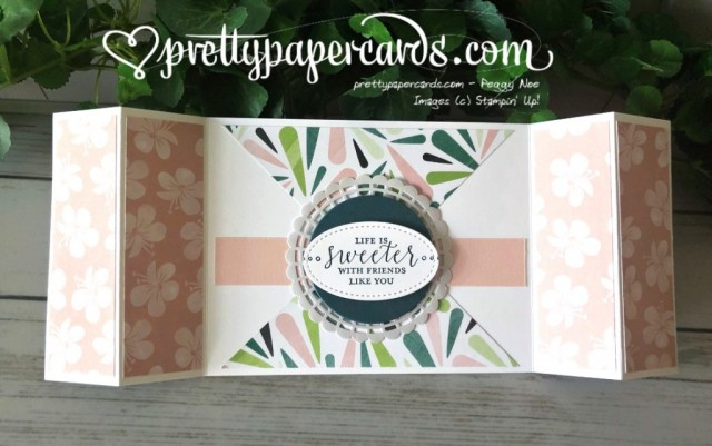 Stampin' Up! Detailed with Love - Pretty Paper Cards - stampinup
