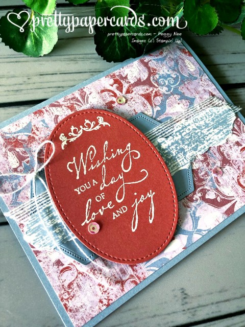 Stampin' Up! Wedding Card - Peggy Noe - stampinup (1)