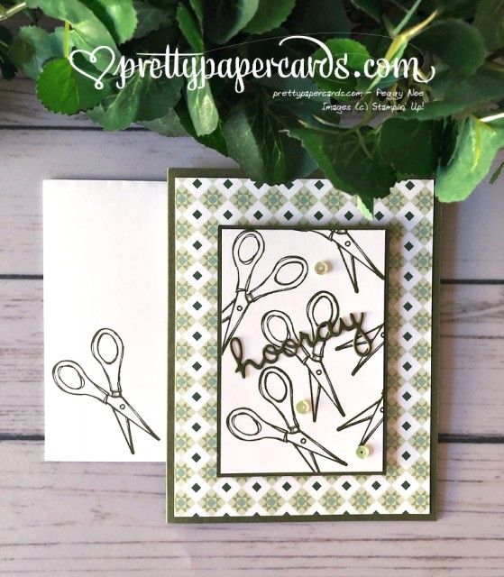 Stampin' Up! Crafting Forever - Peggy Noe - stampinup