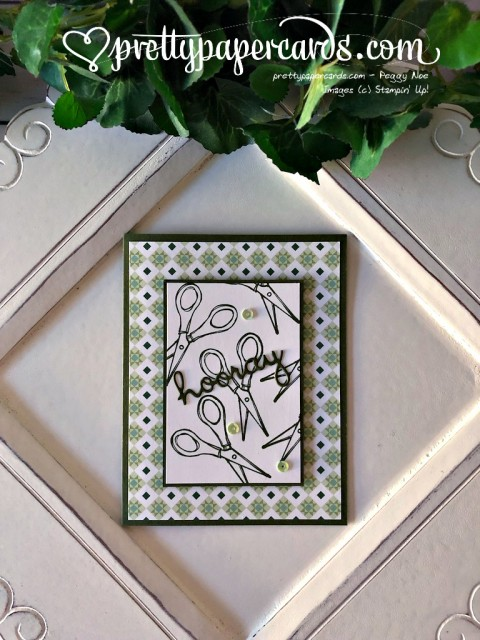 Stampin' Up! Crafting Forever - prettypapercards - stampinup