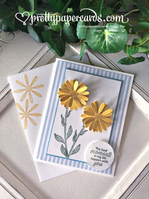 Stampin' Up! Daisy Lane Bundle - prettypapercards - stampinup