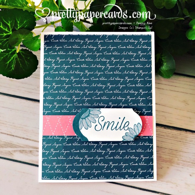 Stampin' Up! Daisy Lane In Colors - Peggy Noe - stampinup
