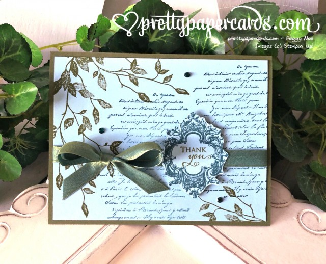 Stampin' Up! Very Versailles - Peggy Noe - stampinup (1)