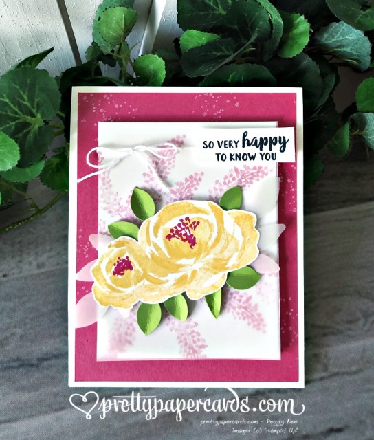 Stampin' Up! Beautiful Friendship Card - Peggy Noe - stampinup (1)