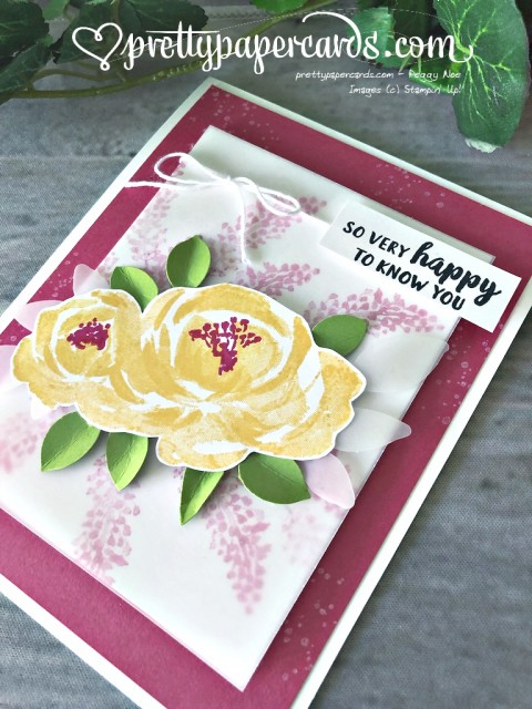 Stampin' Up! Beautiful Friendship Card - prettypapercards - stampinup (1)