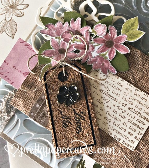 Stampin' Up! Fanciful Fragrance - Peggy Noe - stampinup
