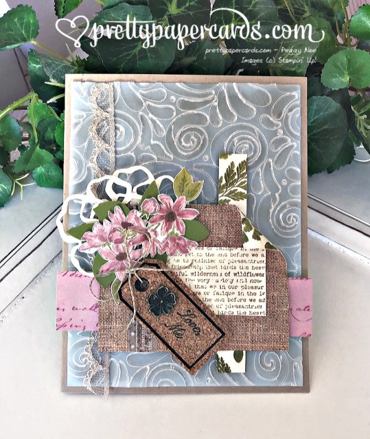 Stampin' Up! Fanciful Fragrance - prettypapercards - stampinup