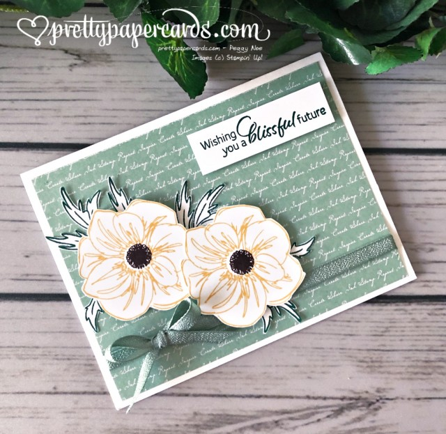 Stampin' Up! Floral Essence - Peggy Noe - stampinup